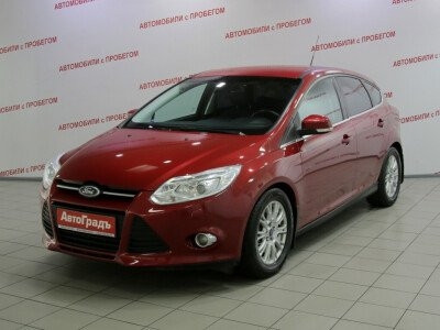 Ford Focus III [2011 - 2015], 2014 года, 66600 км. № 0