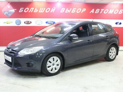 Ford Focus III [2011 - 2015], 2015 года, 113500 км. № 0
