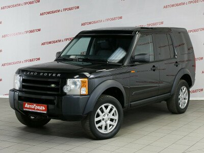 Land Rover Discovery III [2004 - 2009], 2004 года, 168000 км. № 0