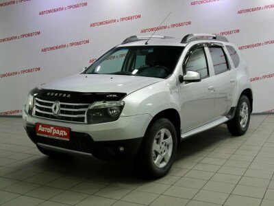 Renault Duster I [2010 - 2015], 2014 года, 77900 км. № 0