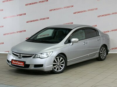 Honda Civic VIII [2005 - 2009], 2007 года, 150500 км. № 0
