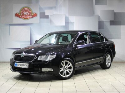 Skoda Superb II [2008 - 2013], 2010 года, 84000 км. № 0