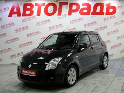 Suzuki Swift III [2004 - 2011], 2009 года, 129500 км. № 0