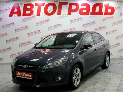 Ford Focus III [2011 - 2015], 2012 года, 95100 км. № 0