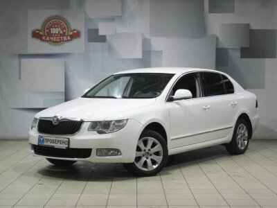 Skoda Superb II [2008 - 2013], 2012 года, 79200 км. № 0