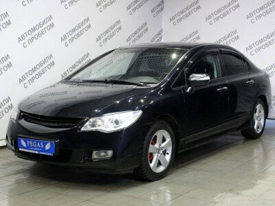 Honda Civic VIII [2005 - 2009], 2006 года, 170800 км. № 0