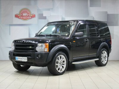 Land Rover Discovery III [2004 - 2009], 2008 года, 153205 км. № 0