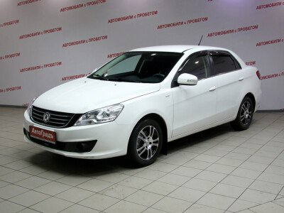 DongFeng S30 [2013 - 2017], 2014 года, 67600 км. № 0