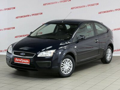 Ford Focus II [2005 - 2008], 2008 года, 123900 км. № 0
