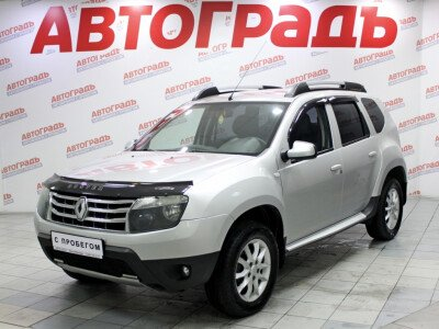 Renault Duster I [2010 - 2015], 2014 года, 77300 км. № 0