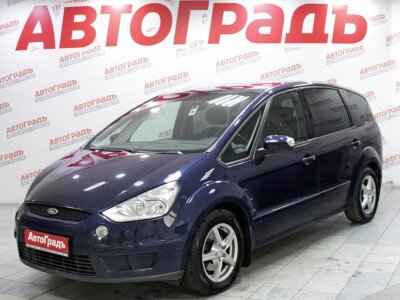 Ford S-MAX I [2006 - 2010], 2009 года, 124000 км. № 0