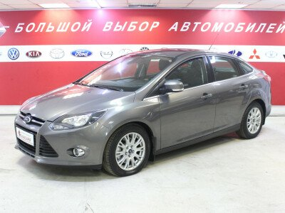 Ford Focus III [2011 - 2015], 2015 года, 80522 км. № 0
