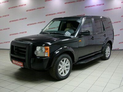 Land Rover Discovery III [2004 - 2009], 2005 года, 131499 км. № 0