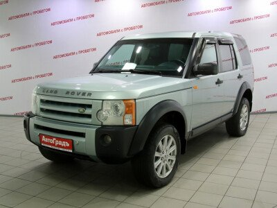 Land Rover Discovery III [2004 - 2009], 2005 года, 121576 км. № 0