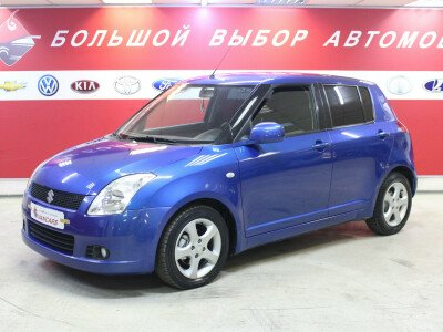 Suzuki Swift III [2004 - 2011], 2011 года, 106900 км. № 0