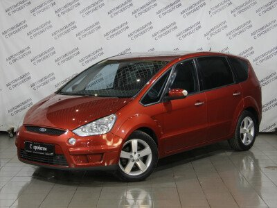Ford S-MAX I [2006 - 2010], 2007 года, 149300 км. № 0
