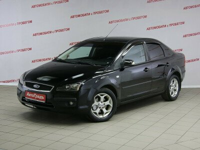 Ford Focus II [2005 - 2008], 2008 года, 143700 км. № 0