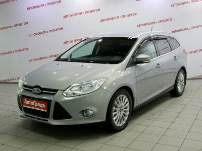 Ford Focus III [2011 - 2015], 2012 года, 104500 км. № 0