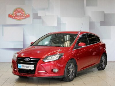 Ford Focus III [2011 - 2015], 2011 года, 77206 км. № 0