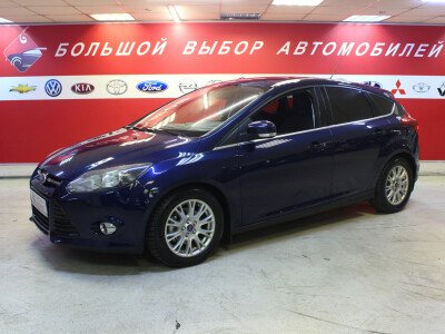Ford Focus III [2011 - 2015], 2015 года, 61200 км. № 0