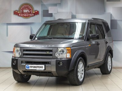 Land Rover Discovery III [2004 - 2009], 2006 года, 148500 км. № 0