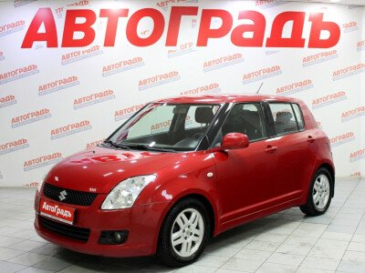 Suzuki Swift III [2004 - 2011], 2010 года, 112700 км. № 0