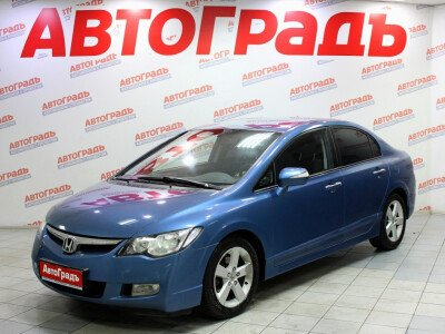Honda Civic VIII [2005 - 2009], 2007 года, 148200 км. № 0