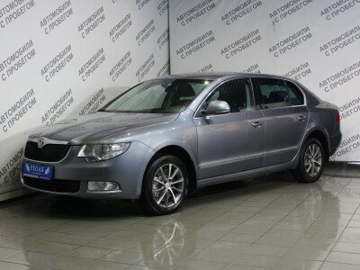 Skoda Superb II [2008 - 2013], 2009 года, 121000 км. № 0