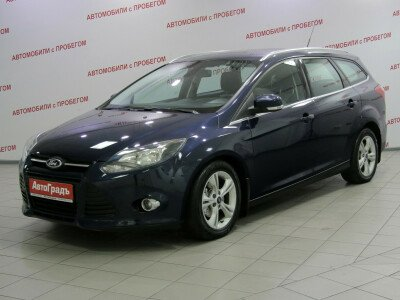 Ford Focus III [2011 - 2015], 2012 года, 91400 км. № 0